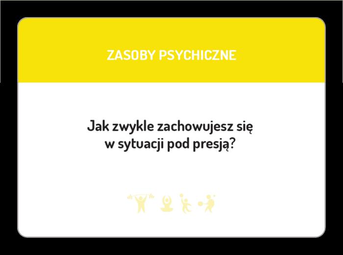 karty sportowca psychologia sportu trening mentalny psycholog sportu