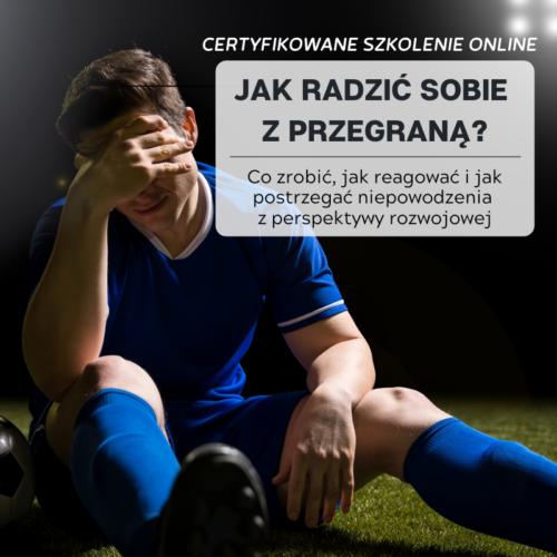 sport przegrana porażka psychologia sportu