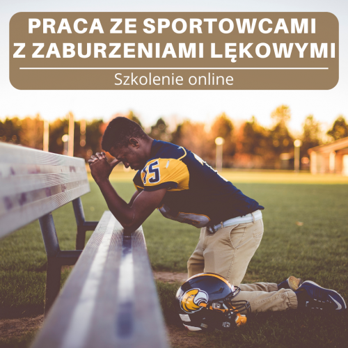 zaburzenia lękowe psychologia sportu