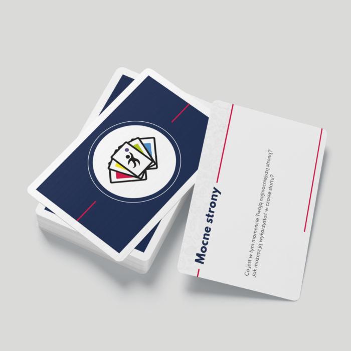 karty startowe karty sportowca