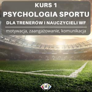 psychologia sportu trener nauczyciel