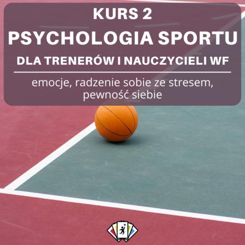 trening mentalny psychologia sportu